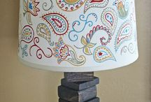 DIY Lighting / Lamps / Lampshades / by Michelle