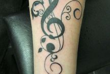 Tattoos / by Irene Michelle
