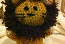 Hamallie's crochet projects / by Hamallie