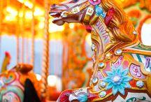 :: carousel :: / by Susan Butler