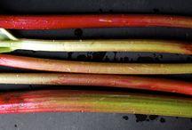 Rhubarb Inspired / by DRY Soda