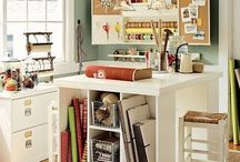 Craft Room / by Talia Carbis
