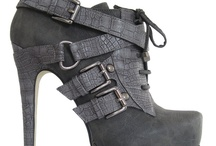 Shoes that inspire an outfit / by Michael Levine