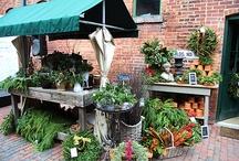 market stall ideas / by Carolyn Francis