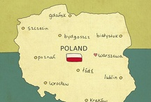 Polska / by Maria Bodziony