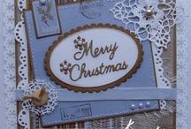 Cards-Christmas / by Rose Moerschel