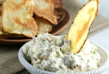 Food-Appetizers/Dips / by Nikki Morrow