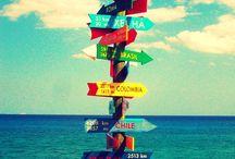 Where I Wanna Go / by Adrianna Hernandez-Candelaria