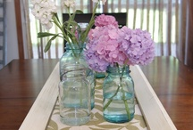 dining table ideas / by Gracie Alvarado