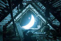 : Moonlit : / by Tina Melton