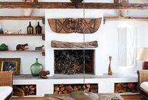 Maya's Log Cabin / by Tri Trinh