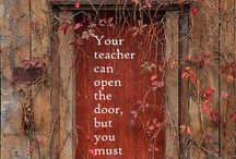 Teaching / by Christine Anderson