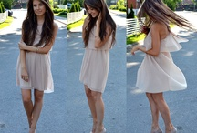 Spring/Summer Fashion / by Jess Kulas