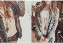 Outfits / by Ashley Rivera
