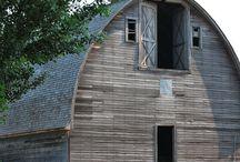Barns / by Dwain Preston
