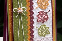 Stampin' up cards / by Tammy Smith