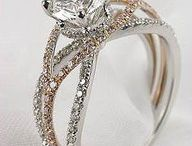 Engagement ring ideas... / by Dana Whissen