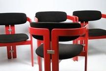 Pamplona chairs / by Giulia da Urbino