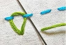 Stitching Away / by Kristy QP