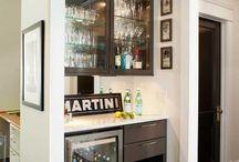 Bar none... / by Patti Kommel Homework Interiors,LLC