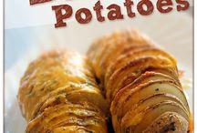 Potatoes / by Angela Brannick