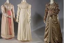 Fashion thru the years / by Susan Reynolds
