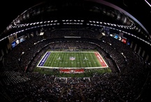 Super Bowl A — Environment / by ICMPA Research