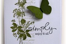 Handmade cards / by Funky Scrapqueen