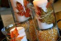 Thanksgiving Ideas / by Nicole McGougan