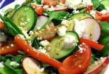 Salads and Side Dishes / by Angela Potter