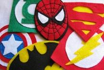Superhero / by Amanda Weeks