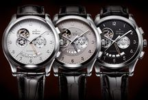 Watches & Clocks / The definitive online guide to the finest luxury watches and clocks / by LUX Worldwide