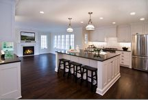 Kitchen inspiration / by Jacque Lawless