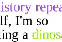 Hilarity!! / by April Lushko