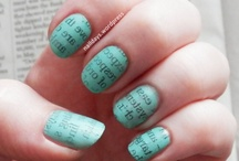 Nail-ed it! / by Amanda Wardwell