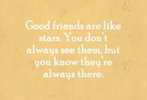 Friendship / by Evangel Home