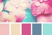 Colour schemes / by Katie