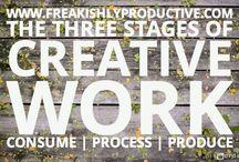 creativity / by Annie Mueller
