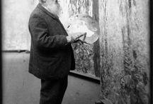 Claude Monet  / by Gilbert Basbas