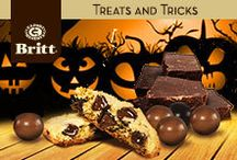 Treats and Tricks / Halloween recipes and ideas.  / by Cafe Britt