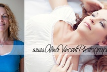 """""""Before and After"""" / Amazing transformations that happen in our studio :)  / by Alina Vincent Photography"""