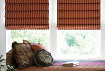 Roman Shades / Lutron Roman shades utilize patented CERUS bands for a safer, more reliable motorized shade.  / by Lutron Electronics