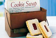 Cookie swap / by Krystal Estes-Brobst