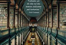 Library <3 / Gorgeous libraries for your viewing pleasure. / by UWMadLibraries !