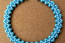 beadweaving - pearls / by The Crafter's Apprentice