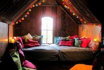 attics / by Lonna Pickel