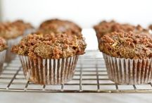 healthy muffins/cookies/breads / by Lauren McCaw
