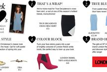 Stylistpick Loves / Discover what fashion pieces are stealing the Stylistpick HQ girls' hearts this week! / by StylistPick ♥