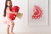 kid's posters / by Sara Rivka Dahan