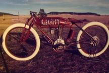 Merkel Light Motorcycles  / Early 1900 Merkle Light Motorcycles painted by Dutch Bros. Garage / by Dutch Bros. Garage
